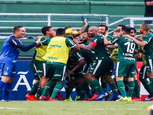 Análise: Felipão melhora o time, e bom Palmeiras abafa o mau Palmeiras no clássico