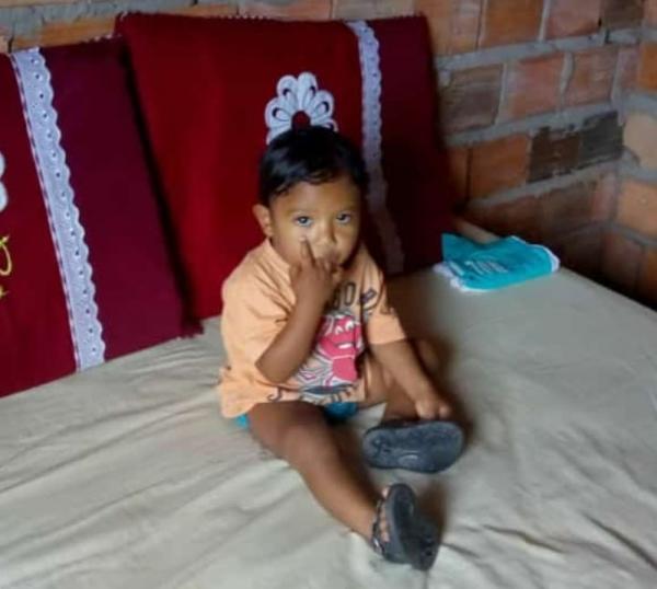Jovem mata o próprio filho de 1 ano e seis meses jogando criança no chão em cidade do Piauí