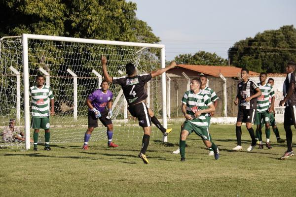 Imagem do jogo entre Guarani e Rosário (Imagem: Valdomiro Gomes/CANAL 121)