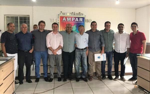 AMPAR reúne prefeitos associados para Assembleia Geral em Jardim do Mulato