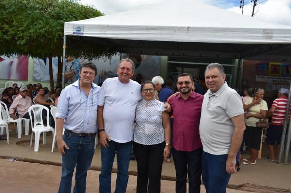 Mutirão realiza mais de 500 cirurgias de catarata em Picos