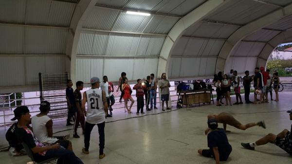 Cultura apoia Roda Cultural de Hip Hop em Floriano