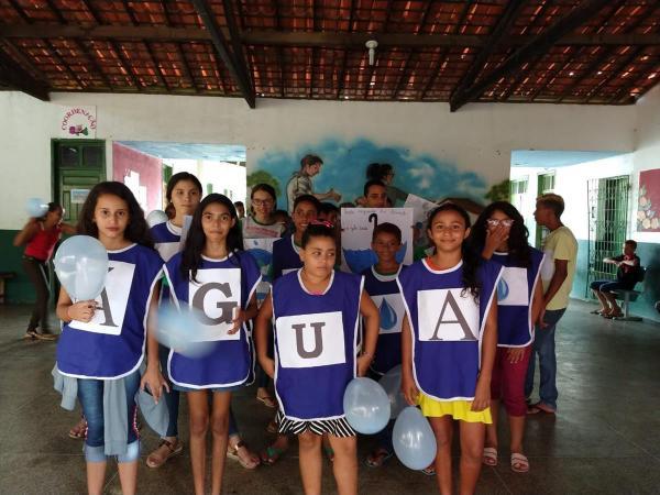 Prefeitura de Água Branca promove ações em comemoração ao Dia Mundial da Água