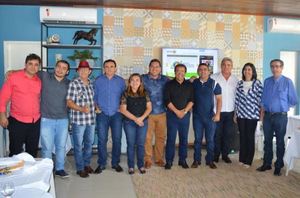 Diretoria da APPM se reúne em agenda administrativa em Demerval Lobão