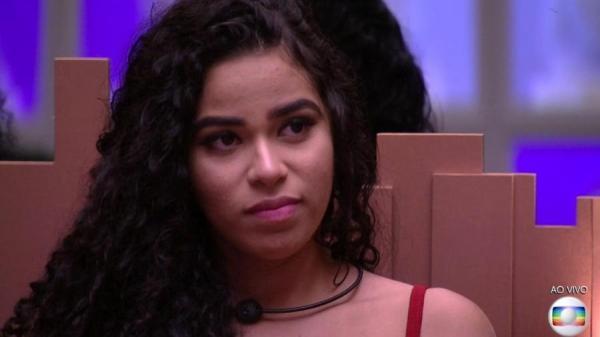 BBB19: Piauiense Elana é eliminada com 51,09% em seu primeiro paredão