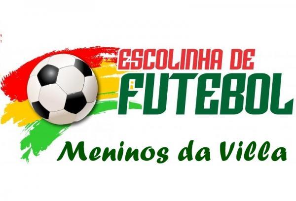 Escolinha de futebol Meninos da Villa abre inscrições para novos participantes