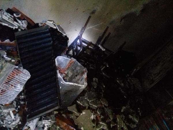 """Picos: Escola """"Dorinha Xavier"""" sofre Incêndio"""