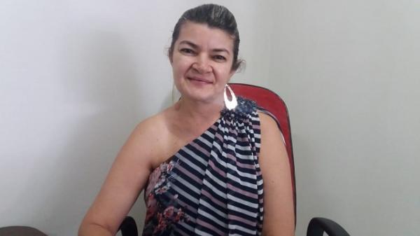 Coordenadora do CTA de Picos, Isabel Fontes- Foto: Grande Picos