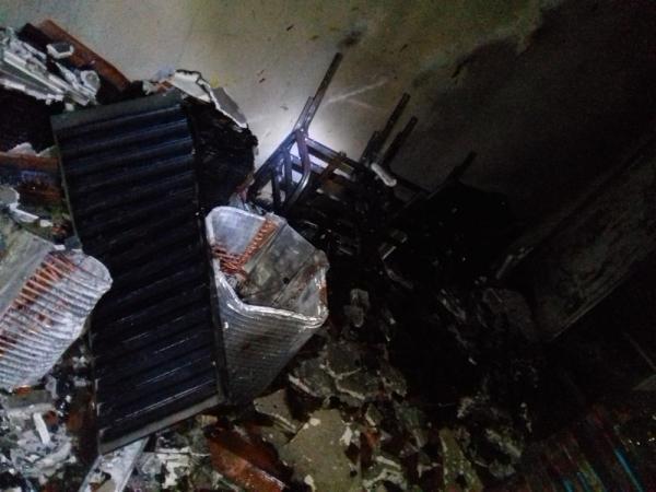 Adolescente e criança de 11 anos são identificados como autores de incêndio em escola de Picos