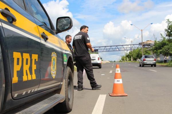 Piauí | Seis acidentes e uma morte já foram registrados pela PRF na operação Semana Santa