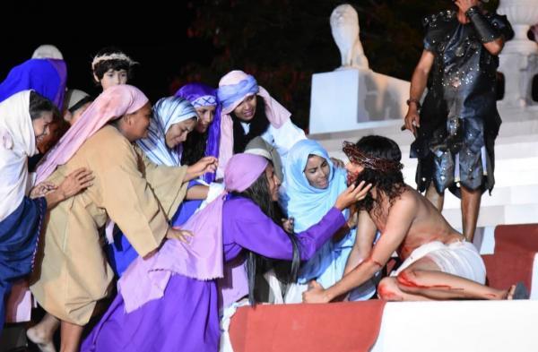 """Prefeitura de Floriano apoia """"Paixão de Cristo 2019"""""""