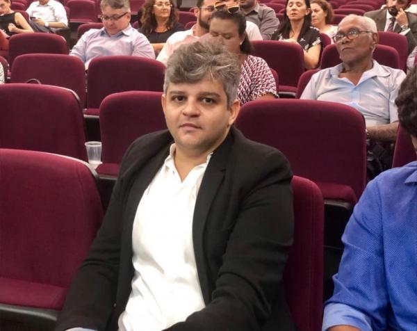 Prefeito de Miguel Leão participa de Audiência Pública sobre Regularização Fundiária Urbana