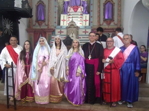 Semana Santa em Oeiras (Imagem: Fábio Lopes/CANAL 121)