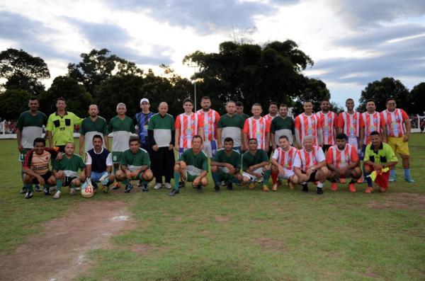 Amigos do padre Airton e do prefeito Júnior Ribeiro se unem para jogo comemorativo e beneficente em São Gonçalo do PI