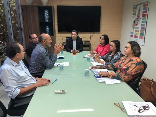 Educação: Reunião define próximos passos para a implementação da BNCC no Piauí