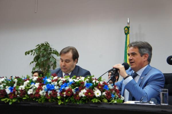 Senador Ciro Nogueira é reeleito presidente nacional do Progressistas