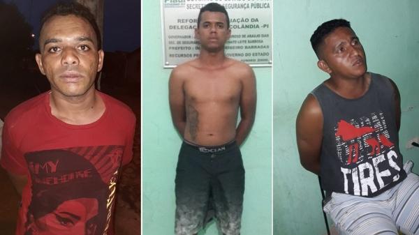 Suspeitos de matar aposentada em São Pedro do Piauí são presos na zona rural de Agricolândia