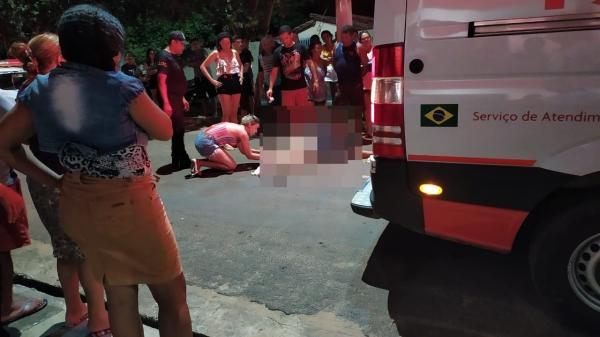 Cantor de banda de pagode fica em estado grave após sofrer acidente em Água Branca