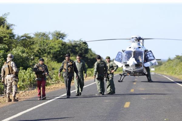Operação Policial (Imagem: Divulgação PC-PI)