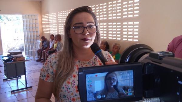 São Pedro do Piauí | Zona rural comemora atendimentos da saúde