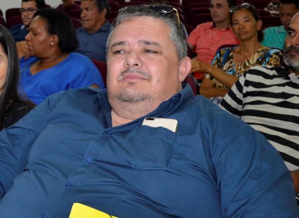 Fredson Leal Nunes (Imagem: Valdomiro Gomes/CANAL 121)