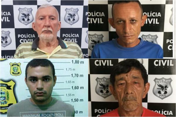 Ex-funcionário do BB é preso por estuprar filhas; 9 são presos em operação da Polícia Civil