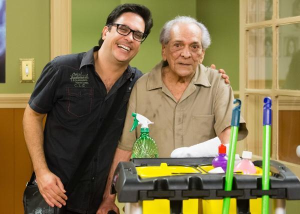 Ator e comediante, Lúcio Mauro, morre no Rio aos 92 anos