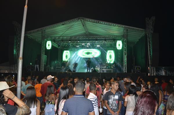 Encerramento do festejo da comunidade Embiratanha município de São Gonçalo do Piauí (Imagem: Valdomiro Gomes/CANAL 121)