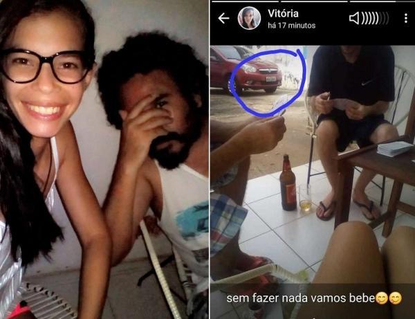 Polícia resgata jovem desaparecida após embarcar em veículo clandestino para encontrar namorado em Teresina