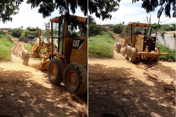 Frente de serviço (Imagem: Divulgação Ascom)