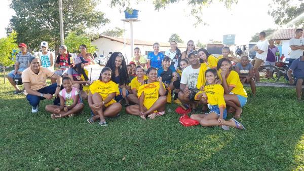 Projeto Tardes Esportivas é realizado na comunidade L3
