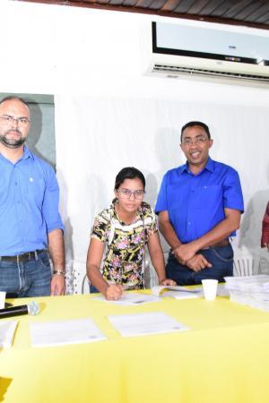 PMF realiza posse de cuidadores e interpretes da Chamada Pública
