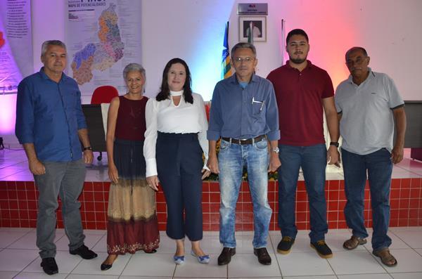 Equipe de Regeneração participa de Plenária do Território Entre Rios (Imagem: Valdomiro Gomes/CANAL 121)
