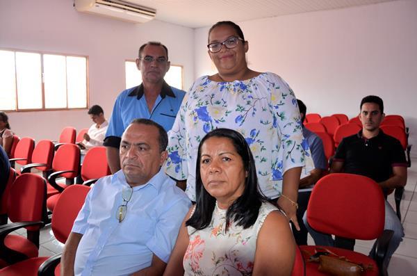 Participantes de Angical do Piauí (Imagem: Valdomiro Gomes/CANAL 121)