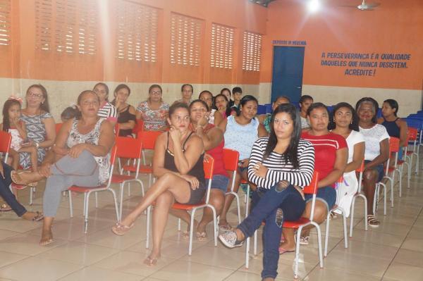 São Pedro - PI | Mirim Cidadão homenageia as mães com uma bonita festa