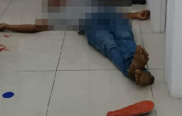 Criminoso morre durante tentativa de assalto a farmácia no zona sul de Teresina