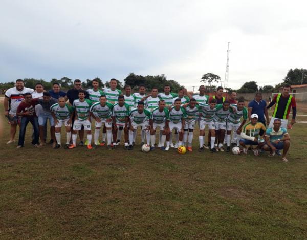 Seleção de Passagem Franca do Piauí estréia com Vitória na III Copa Ampar