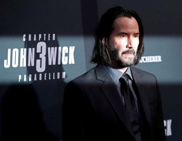 'John Wick 3' derruba 'Vingadores: Ultimato' do 1º lugar