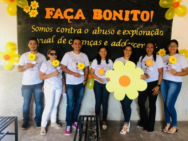 SEMDAS realiza ação pelo Dia de Enfrentamento ao Abuso e Exploração Sexual