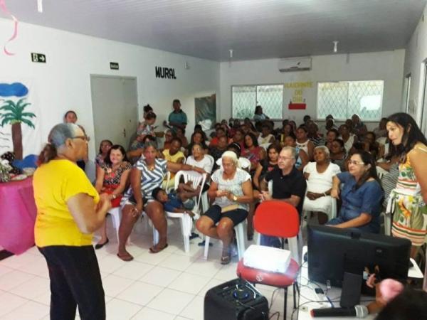 Serviço de Convivência e Fortalecimento de Vínculos realiza festa em homenagem as mães em Barro Duro