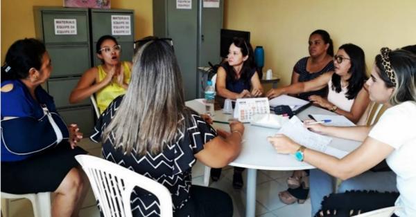 Profissionais da Saúde discute melhorias na regulação de consultas em Amarante
