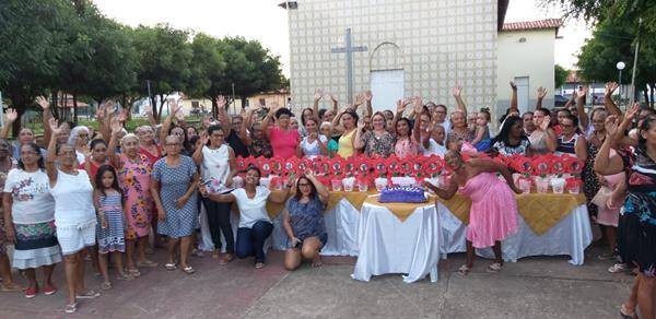 Festa do Grupo DANT em homenagem às Mães