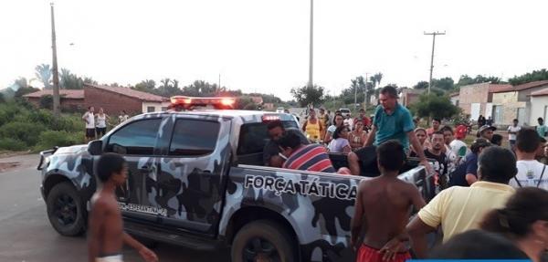Idoso morre após colisão entre duas motocicletas em cidade do Piauí