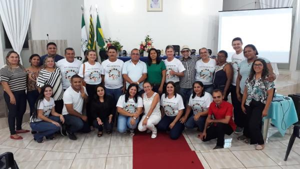 Prefeitura de Angical do Piauí lança Projeto 'Conectad@s para o Bem'