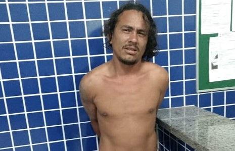 Homem é preso suspeito de espancar a mulher e o filho de 4 anos em cidade do Piauí