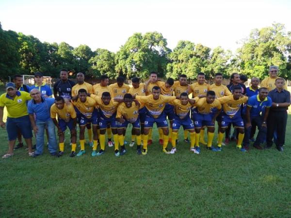 Seleção de Amarante (Imagem: Diogo Costa)