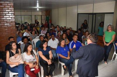 Diretor-geral do Emater, Francisco Guedes / Reprodução