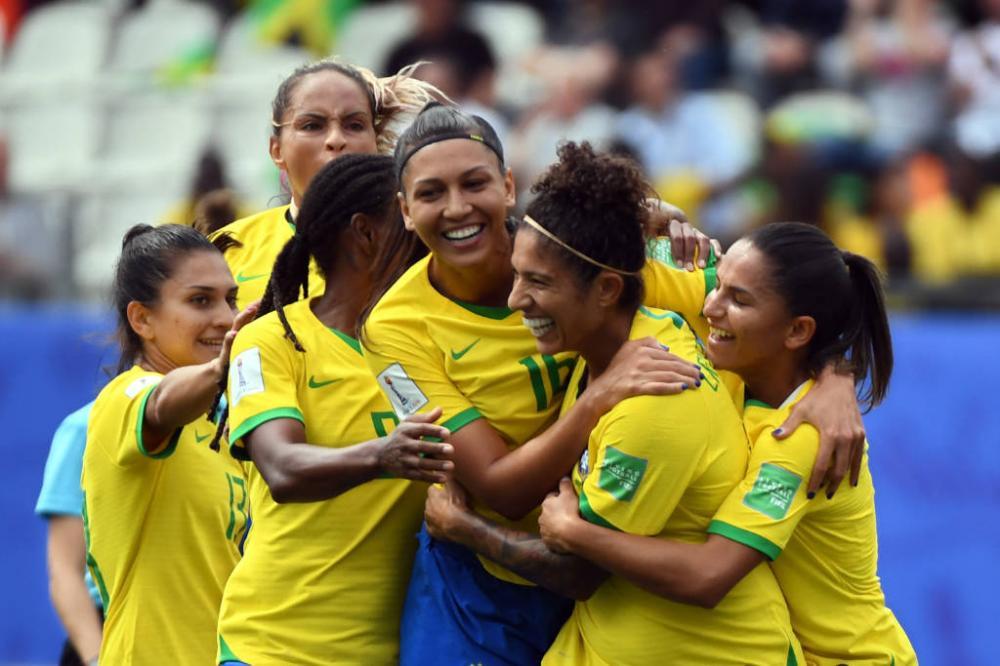 Brasil vence na estreia na Copa do Mundo - Crédito: Jean-Pierre Clatot/AFP