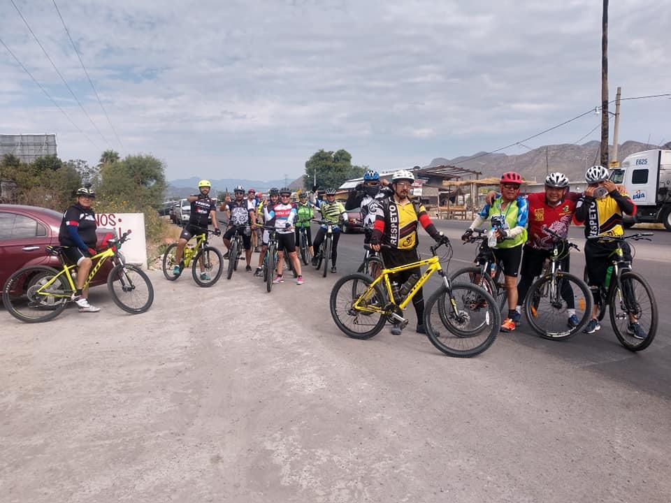 vem ai o 8º Eco Ciclismo de Curralinhos