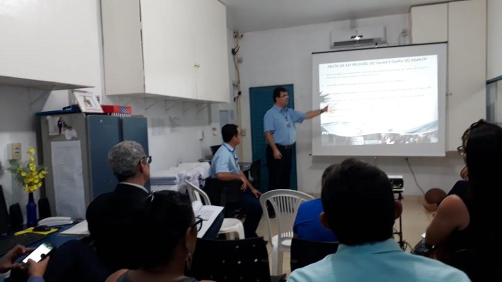 Prefeitura de Valença do Piaui participa de Reunião importante em Picos